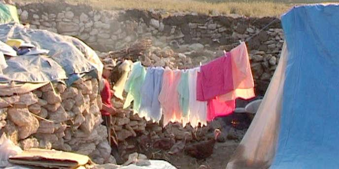 Une scène du film documentaire français de Clarisse Hahn,