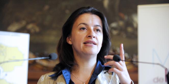 La ministre du logement, Cécile Duflot.