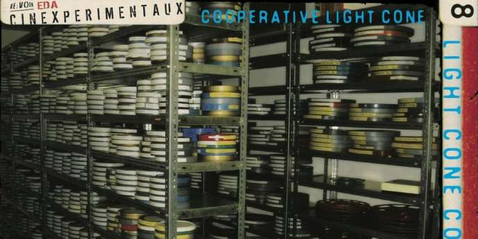La coopérative Light Cone est spécialisée dans le cinéma expérimental.