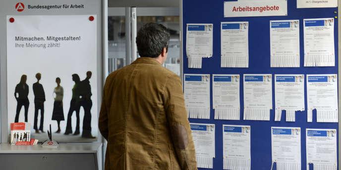 En Allemagne, un quart de la population active n'a pas un contrat de travail