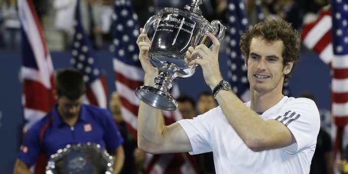 En s'imposant à New York, Andy Murray remporte le premier titre du Grand Chelem