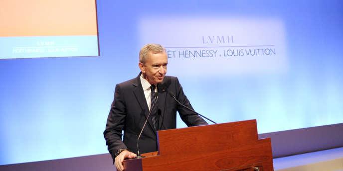 L'entourage de Bernard Arnault veut croire à de futurs investissements en Belgique, en lien avec le milliardiaire belge Albert Frère.
