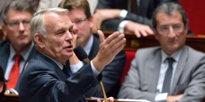 Le premier ministre, Jean-Marc Ayrault, a dévoilé quelques informations sur la BPI, première promesse du projet électoral du président François Hollande.