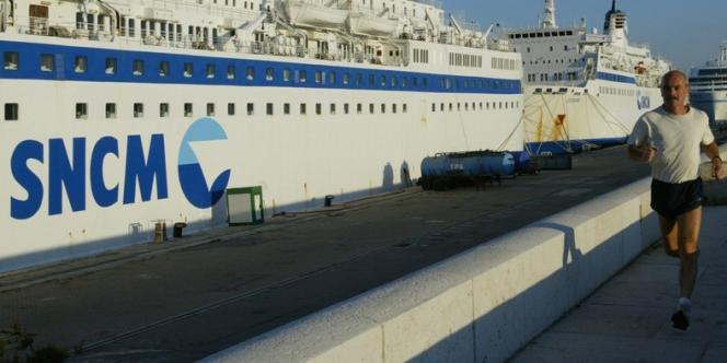 La compagnie maritime exploite à l'heure actuelle neufs ferries et cargos mixtes.