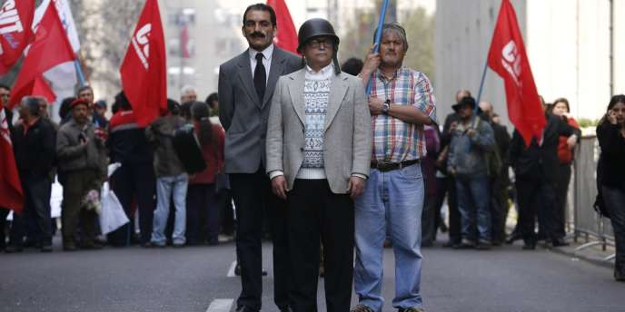 Comme chaque année, des manifestations ont eu lieu dans tout le Chili en mémoire de Salvador Allende, premier président marxiste du pays, renversé par Augusto Pinochet lors d'un coup d'Etat.