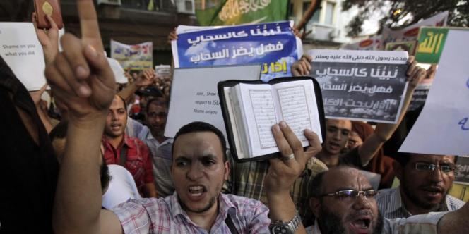 Le film à l'origine des violentes manifestations a été réalisé par un Israélo-Américain qui décrit l'islam comme un