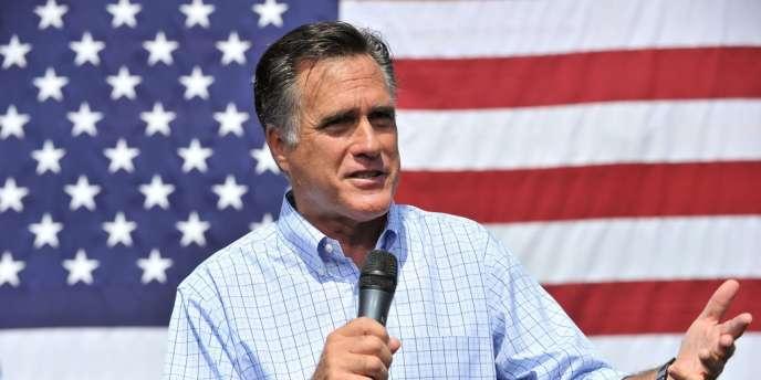 A la veille du premier débat présidentiel, le candidat républicain a affirmé qu'il ne reviendrait pas sur les permis de travail temporaires accordés à de jeunes immigrants illégaux par l'administration Obama.