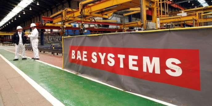 Confrontée à un ralentissement des commandes au Royaume-Uni, en raison de la réduction du budget militaire, BAE Systems a été encouragée par le gouvernement à privilégier le développement à l'international.