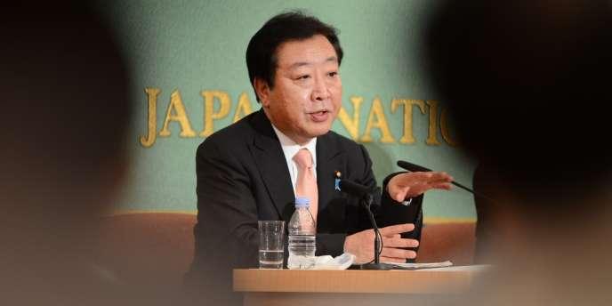 Yoshihiko Noda, le premier ministre japonais, a confirmé, mercredi 12 septembre à Tokyo, que son gouvernement a décidé une sortie progressive du nucléaire.