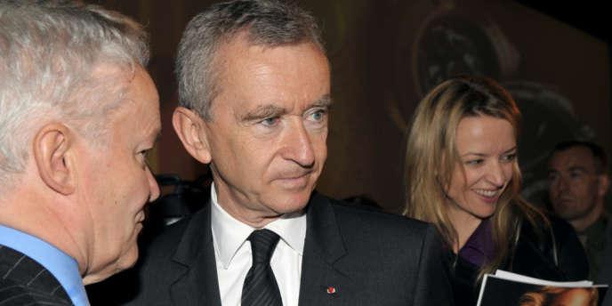 Sans être installé en Belgique, Bernard Arnault y a domicilié plusieurs sociétés dès 1999.