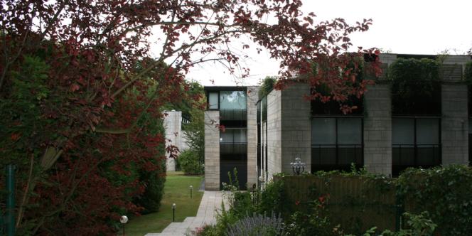 Le complexe à Uccle où M. Arnault a acheté un appartement.