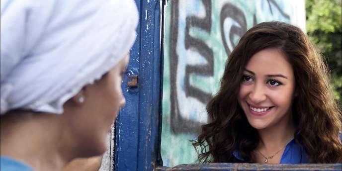 Une scène du film égyptien de Yousry Nasrallah,