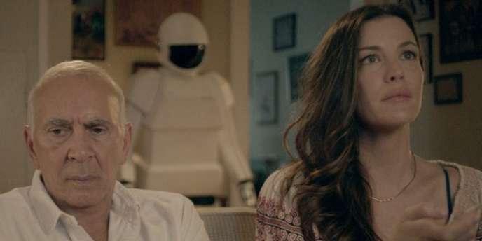Frank Langella et Liv Tyler dans le film américain de Jake Schreier,