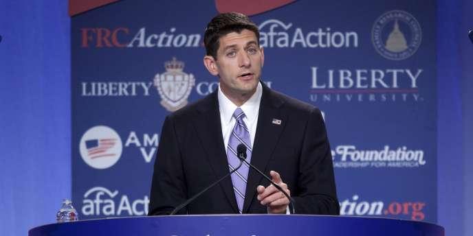 Paul Ryan, le 14 septembre 2012.