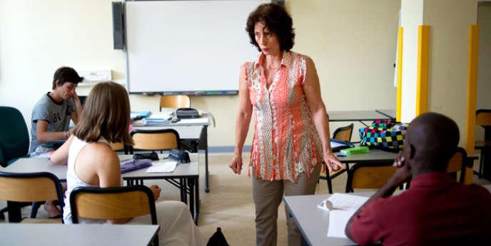 Le Pensionnat de l'espoir, une série documentaire sur France 3 : le réalisateur a suivi pendant 250 jours plusieurs élèves de 10 à 17 ans, au sein de leur établissement montpelliérain.