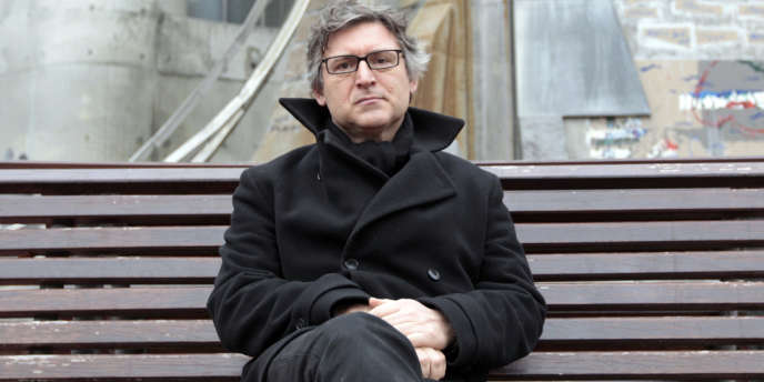 Le philosophe Michel Onfray à Hérouville-Saint-Clair, le 28 novembre 2011.