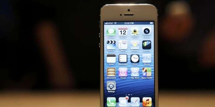 Les ventes d'iPhone n'ont, jusqu'à présent, presque jamais montré de signe d'essoufflement.