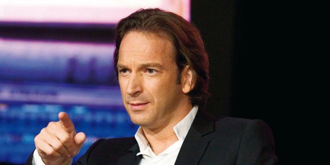 L'animateur François Busnel reprend du service pour une cinquième saison à la tête de l'émission culturelle