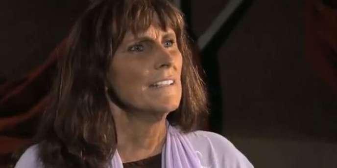 Cindy Lee Garcia, actrice ayant participé au film anti-islam
