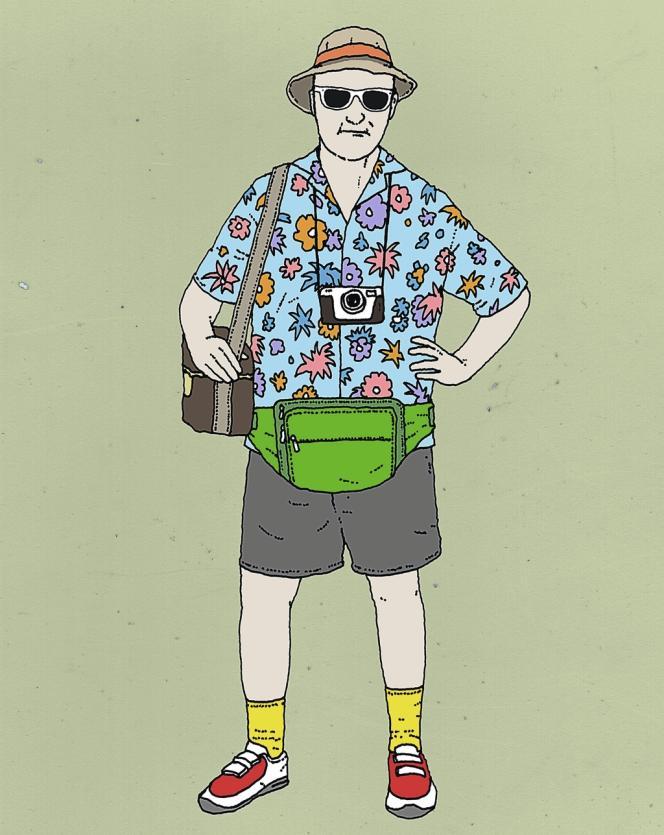 Illustration : Bob London pour M le magazine du Monde