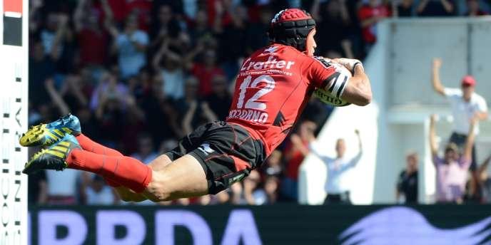 Toulon a dominé Castres samedi 33 à 12 lors de la 6e journée du Top 14.