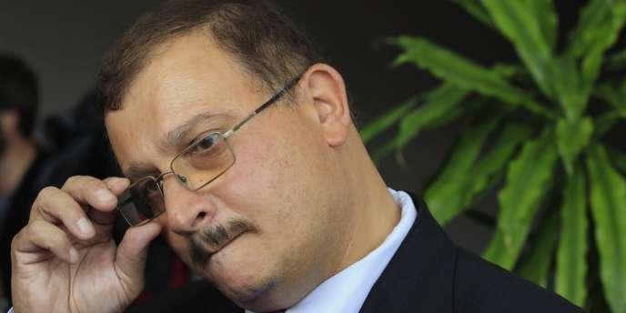 Le professeur Gilles-Eric Séralini, le 20 septembre à Bruxelles.