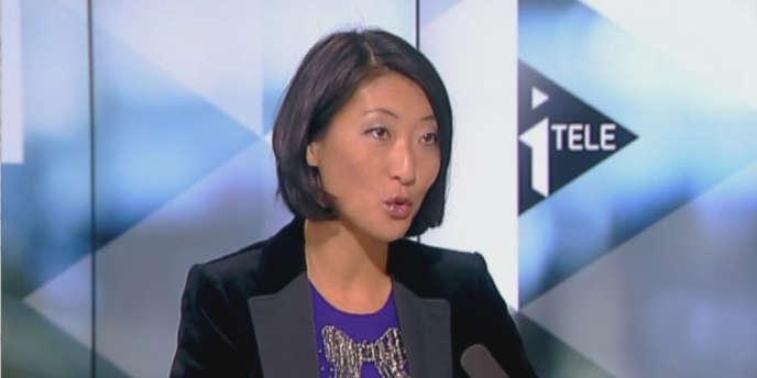 Fleur Pellerin, ministre de l'économie numérique.