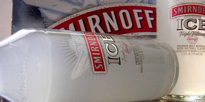 Vodka Smirnoff.