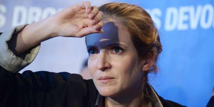 Nathalie Kosciusko-Morizet lance un nouveau