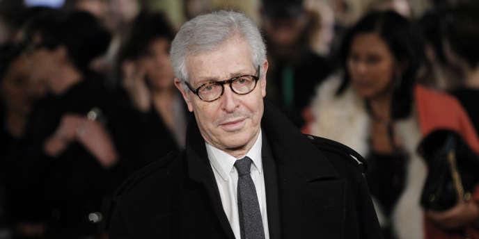 Didier Grumbach, président de la Fédération française de la couture du prêt-à-porter des couturiers et des créateurs de mode.
