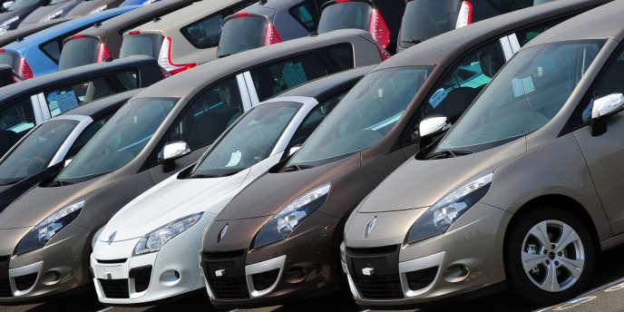 Renault a affiché, en 2013, une timide croissance de ses volumes de 0,8 %, ce qui lui permet de grapiller, sur un marché en baisse, 1,5 point de part de marché à 23,87 %.