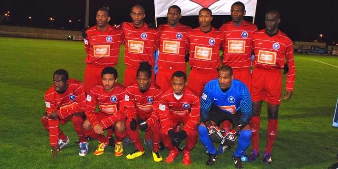 L'équipe de la Réunion jouera la finale de la Coupe de l'outre-mer contre la Martinique, samedi 29 septembre à Franconville.