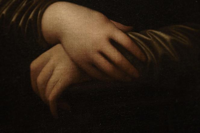 Les mains de la
