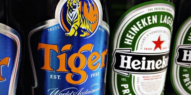 Heineken débourserait 4,2 milliards d'euros pour prendre le contrôle du singapourien APB.