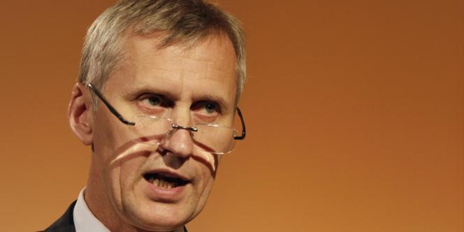 Martin Wheatley a présenté son rapport le 28 septembre à Londres.