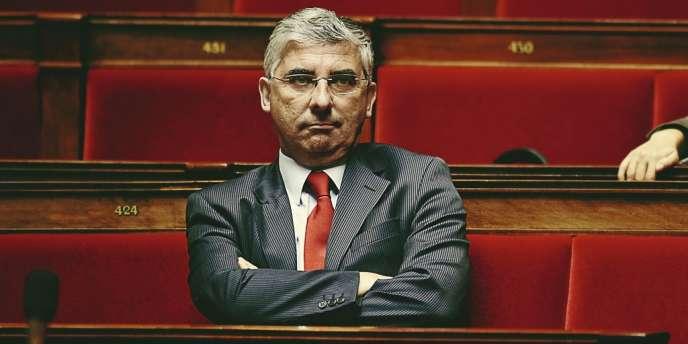 Gaëtan Gorce, sénateur PS de la Nièvre.