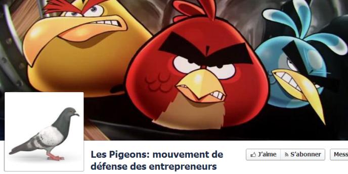 Page Facebook des