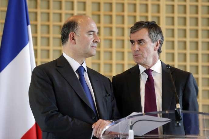 Jeudi 4 octobre, Pierre Moscovici, le ministre de l'économie, et Jérôme Cahuzac, le ministre délégué au budget, ont assuré que la taxation des plus-values de cession préservera les créateurs d'entreprise.