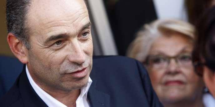 Jean-François Copé à Hyères, le 6 octobre.