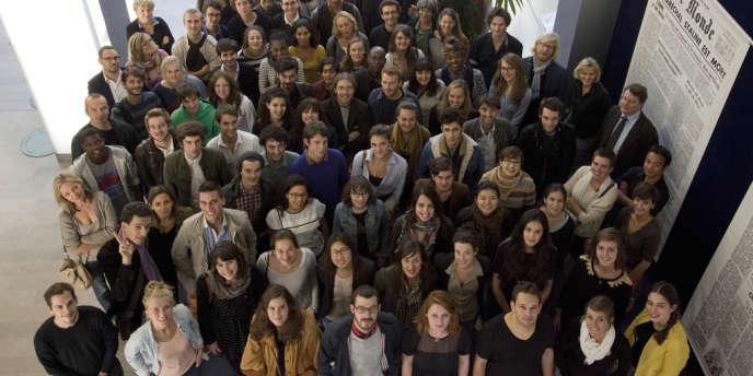 La presque totalité des 68 jeunes