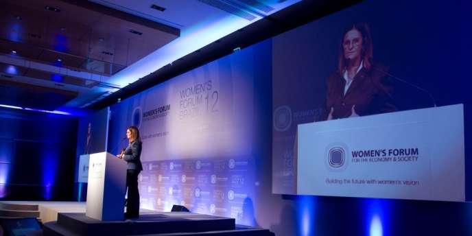 La première réunion du Women's Forum à Sao Paulo, au Brésil, s'est déroulée en juin 2012.