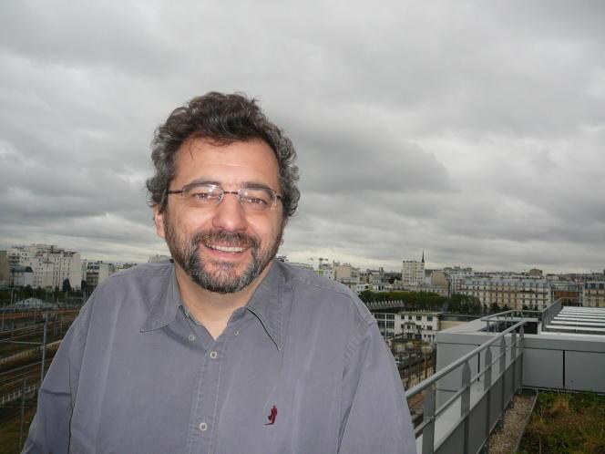 Patrick Marchal, octobre 2012.