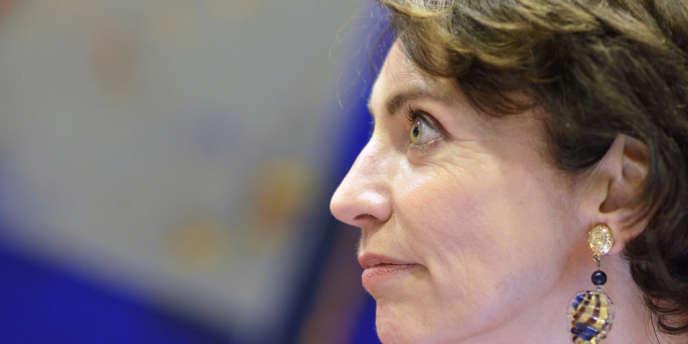 La ministre de la santé, Marisol Touraine, le 10 octobre 2012 à Paris.