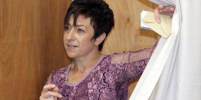 Catherine Lemorton, députée (PS) de Haute-Garonne et présidente de la commission des affaires sociales de l'Assemblée nationale.