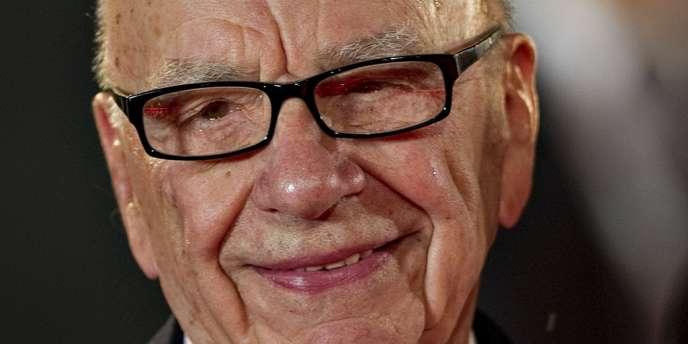 Rupert Murdoch, soutien de Mitt Romney.