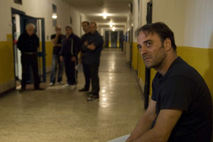 Une scène du film documentaire italien de Paolo et Vittorio Taviani,