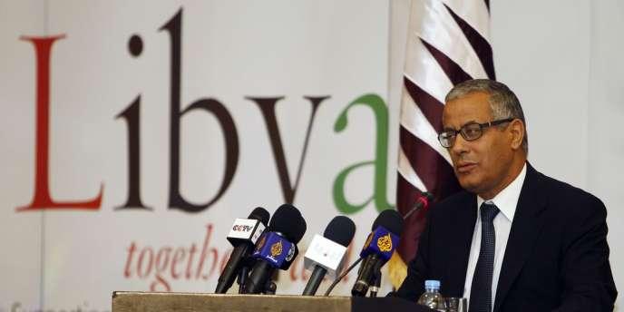 Le premier ministre, Ali Zeidan, avait proposé dans la matinée un nouveau gouvernement.