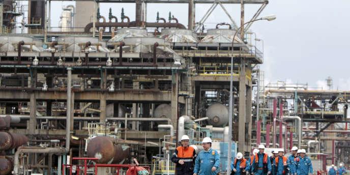 La raffinerie Petroplus de Petit-Couronne, en Seine-Maritime, en liquidation judiciaire, pourrait bénéficier d'un nouveau sursis de deux à trois mois supplémentaires.