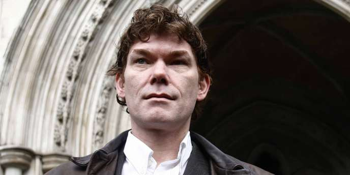 Gary McKinnon à Londres en 2009.