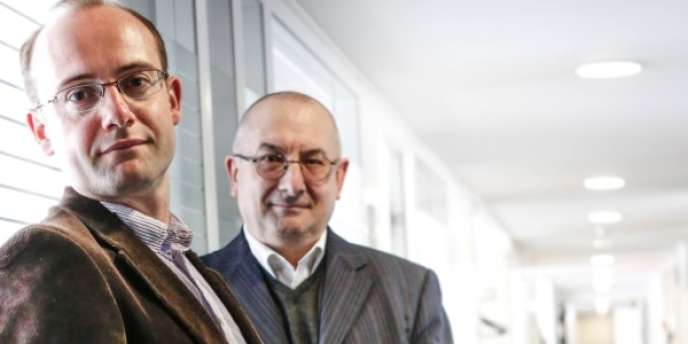 Les historiens Johann Chapoutot et Joël Cornette